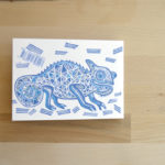 little book of blue animals