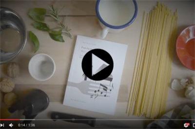 forchette e melodie NEW VIDEO!!!
