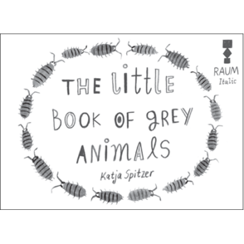 little book GREY animals