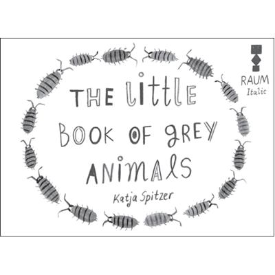little book GREY animals