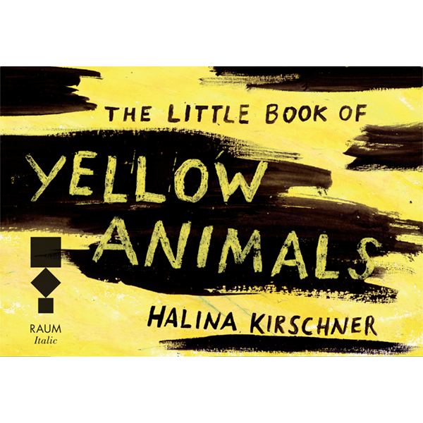 the little book of yellow animals