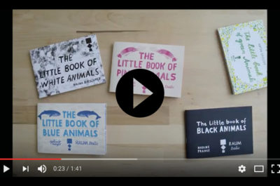 the little book of... animals NEW VIDEO!