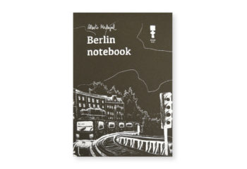 Berlin Notebook Albero Madrigal
