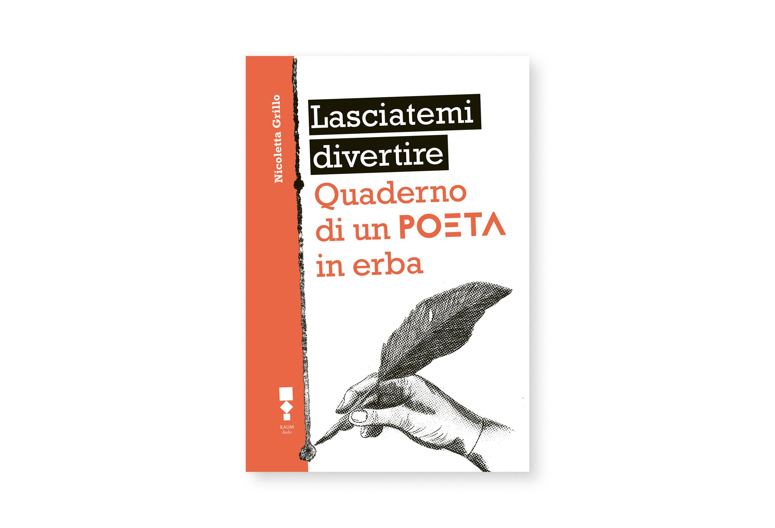 Lasciatemi Divertire RAUM Italic