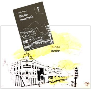 Berlin Notebook Edizione Speciale